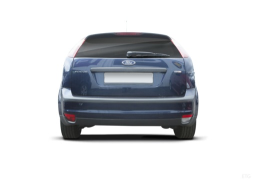 FORD Focus III hatchback tylny