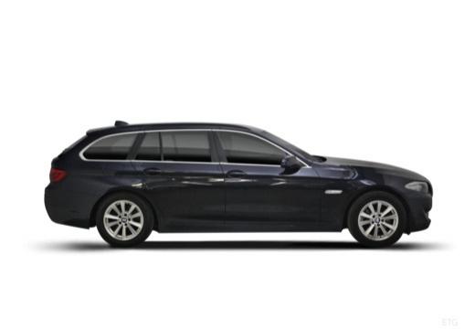 BMW Seria 5 Touring F11 I kombi boczny prawy