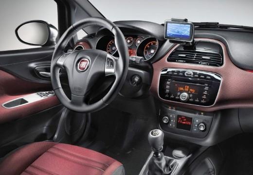 FIAT Punto Evo 1.4 8V Active Euro5 Hatchback 77KM (benzyna)