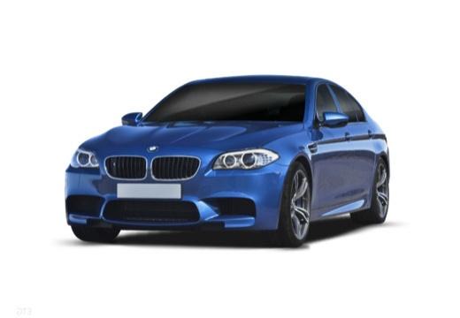 BMW Seria 5 F10 II sedan przedni lewy