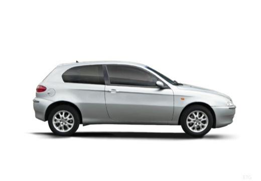 ALFA ROMEO 147 I hatchback boczny prawy