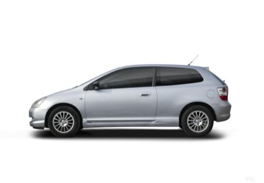 HONDA Civic V hatchback boczny lewy