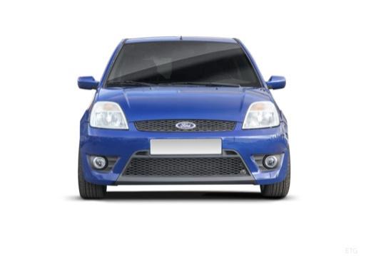FORD Fiesta VI hatchback przedni