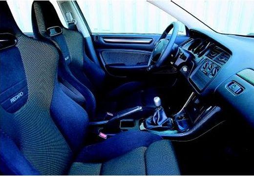 HONDA Accord IV sedan wnętrze
