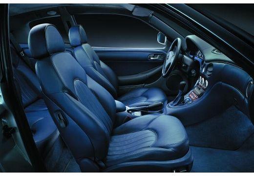 MASERATI 3200 coupe wnętrze