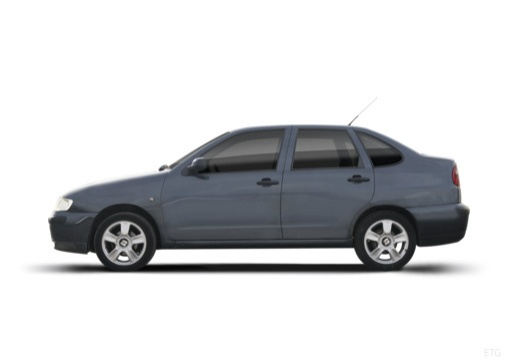 SEAT Cordoba II sedan boczny lewy