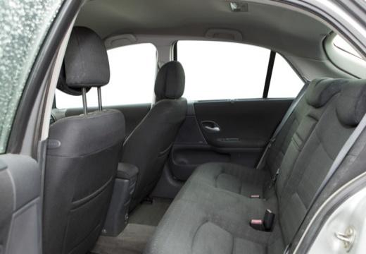 RENAULT Laguna II II hatchback wnętrze
