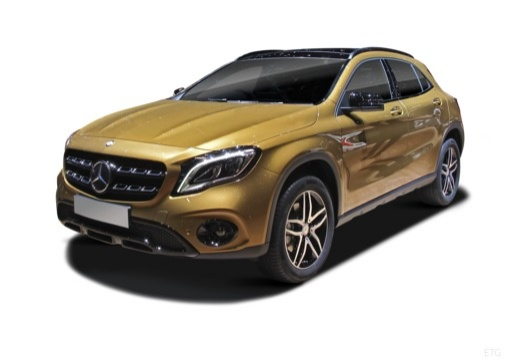MERCEDES-BENZ GLA 250 4-Matic Style Hatchback 156 2.0 211KM (benzyna)