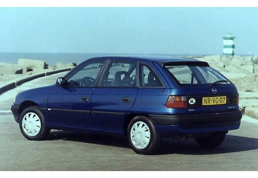 OPEL Astra Hatchback Classic