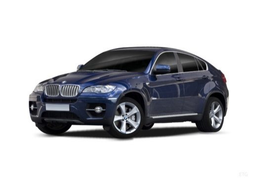 BMW X6 X 6 E71 hatchback