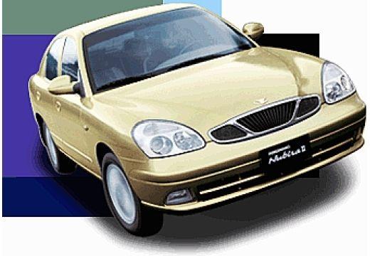 DAEWOO / FSO Nubira Sedan