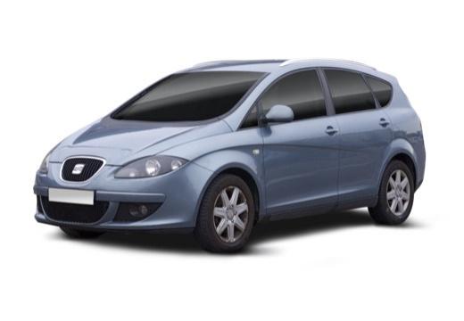 SEAT Altea XL I hatchback przedni lewy