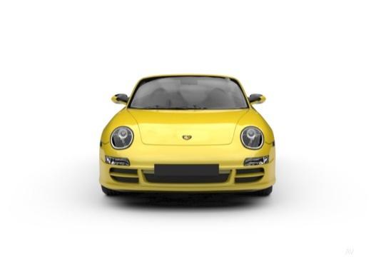 PORSCHE 911 Cabrio 997 kabriolet przedni