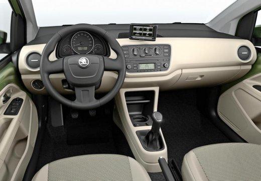 SKODA Citigo 1.0 Elegance aut Hatchback I 60KM (benzyna)