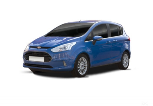 FORD B-MAX I hatchback