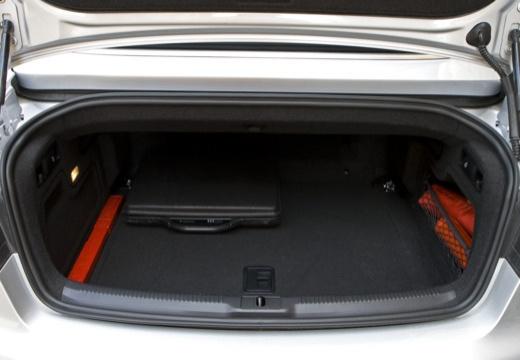 AUDI A5 Cabriolet I kabriolet przestrzeń załadunkowa
