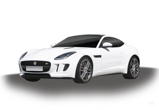 JAGUAR F-Type R AWD Coupe I 5.0 550KM (benzyna)