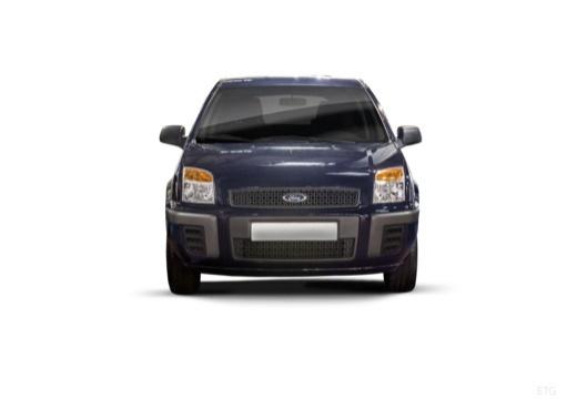 FORD Fusion II hatchback przedni