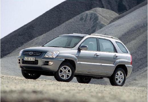 KIA Sportage 2.0 CRDi Freedom + Kombi II 140KM (diesel)