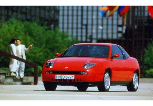 FIAT Coupe 2.0 Turbo 20V e 220KM (benzyna)