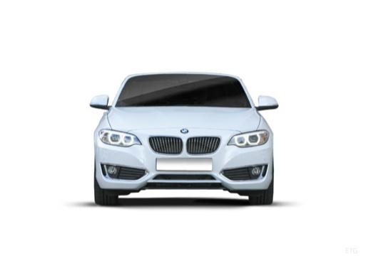 BMW Seria 2 kabriolet przedni