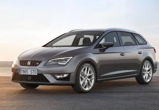 SEAT Leon 1.4 TSI Style Start/Stop Kombi ST I 125KM (benzyna)