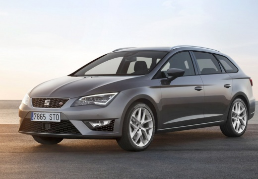 SEAT Leon 1.4 TSI FR Start/Stop Kombi ST I 125KM (benzyna)