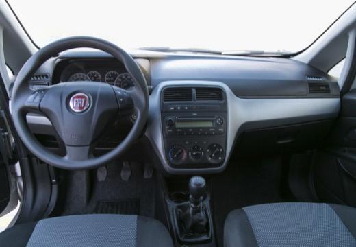 FIAT Punto Grande hatchback tablica rozdzielcza