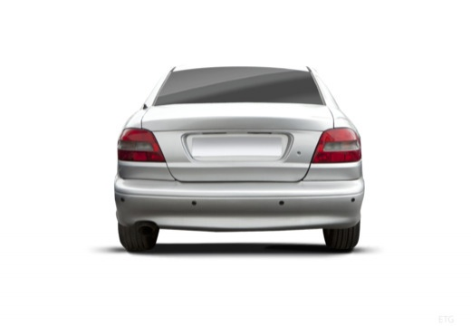 VOLVO C70 coupe silver grey tylny