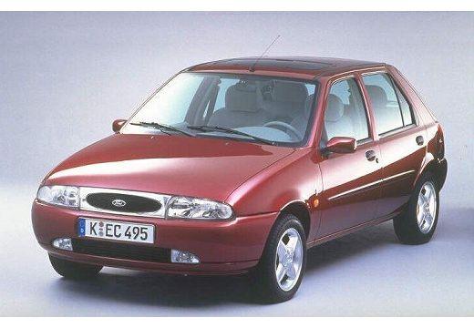 FORD Fiesta III hatchback przedni lewy