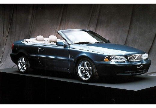 volvo c70 kabriolet cabrio i. Black Bedroom Furniture Sets. Home Design Ideas