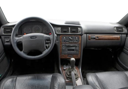 VOLVO C70 coupe silver grey tablica rozdzielcza