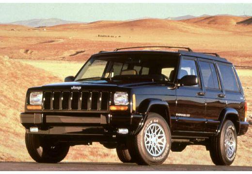 JEEP Cherokee 2.5 Sport Kombi I 122KM (benzyna)