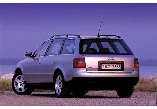 AUDI A6 /S6 Avant 4B I kombi silver grey tylny lewy