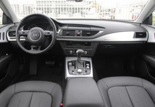 AUDI A7 hatchback tablica rozdzielcza