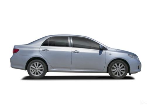 Toyota Corolla I sedan boczny prawy