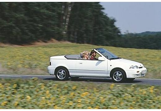 SUZUKI Swift Kabriolet
