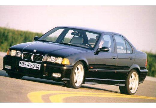 BMW Seria 3 Sedan E36