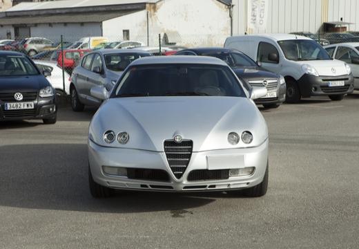 ALFA ROMEO GTV coupe przedni