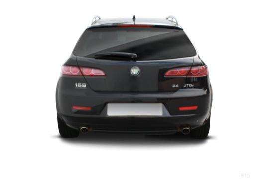 ALFA ROMEO 159 Sportwagon kombi tylny