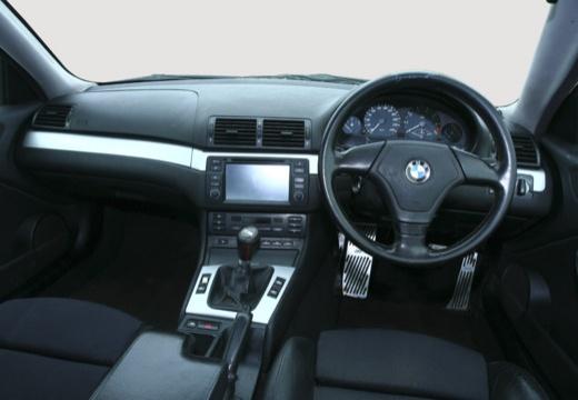 BMW Seria 3 E46/2 coupe biały tablica rozdzielcza