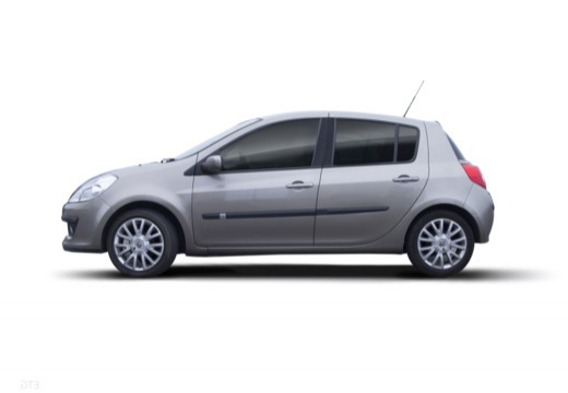 renault clio 1 2 16v expression hatchback iii i 75km 2005. Black Bedroom Furniture Sets. Home Design Ideas