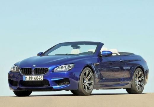BMW Seria 6 Cabriolet F12 I kabriolet niebieski jasny