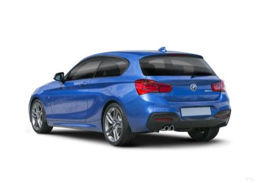 BMW Seria 1 F21 II hatchback tylny lewy