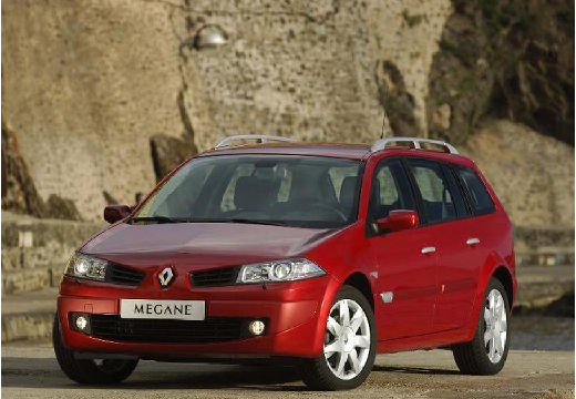 RENAULT Megane II 1.6 16V Initio Kombi Grandtour 112KM (benzyna)