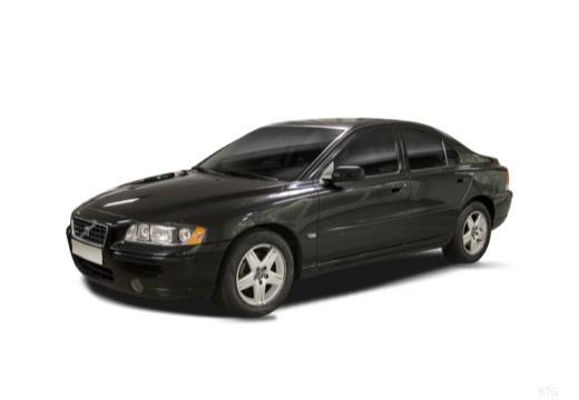 VOLVO S60 III sedan czarny