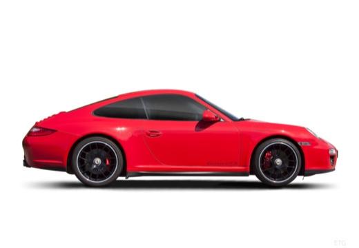 PORSCHE 911 997 coupe boczny prawy