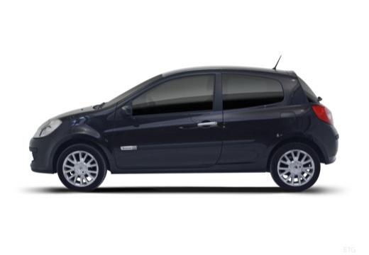 RENAULT Clio III I hatchback boczny lewy