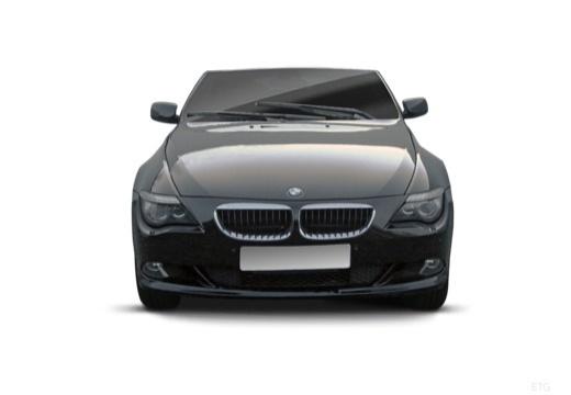 BMW Seria 6 Cabriolet E64 II kabriolet przedni