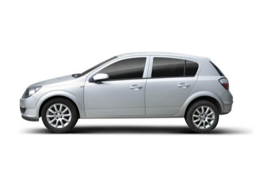 OPEL Astra III I hatchback boczny lewy